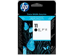 HP 11 Black Printhead
