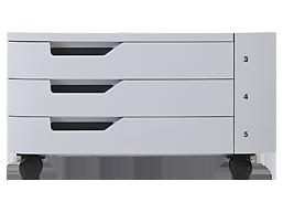 HP Color LaserJet 3x500-sheet Paper Feeder
