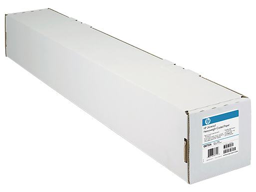 HP Coated Paper-914 mm x 91.4 m (36 in x 300 ft)