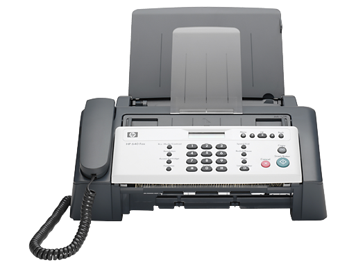 HP 640 Fax