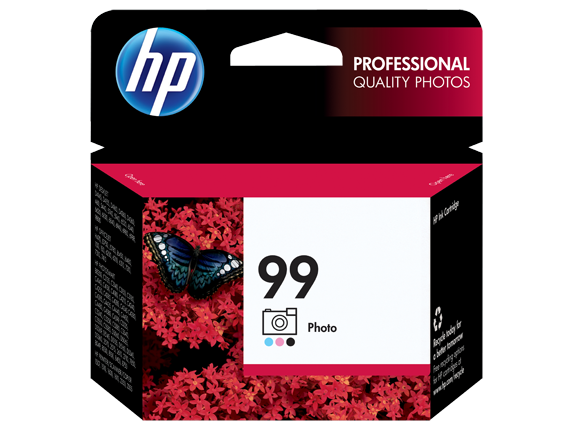 HP 99 Photo Inkjet Print Cartridge
