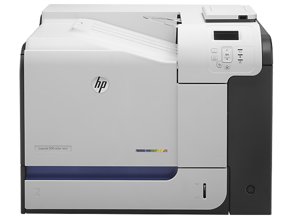 HP LaserJet Enterprise 500 color Printer M551dn