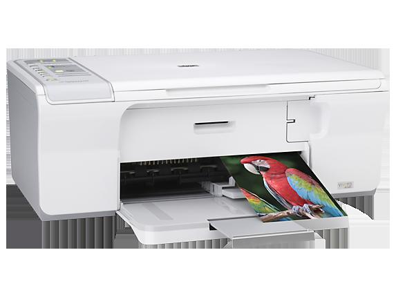 HP Deskjet F4280 All-in-One Printer (CB665C)   HP.com