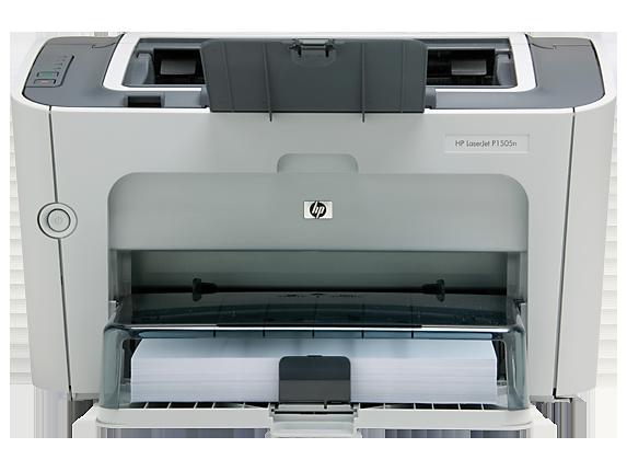 HP LaserJet P1505n Printer