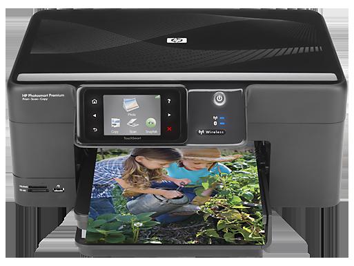 HP Photosmart Premium All-in-One Printer - C309g