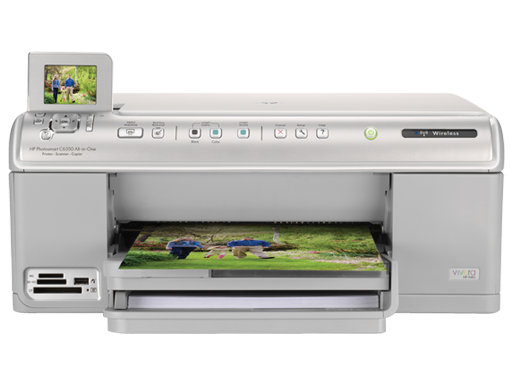 Hp photosmart c6350 all in one printer hp official store for Best home office hp inkjet printer