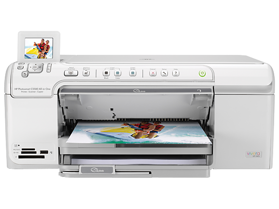 HP Photosmart C5580 All-in-One Printer