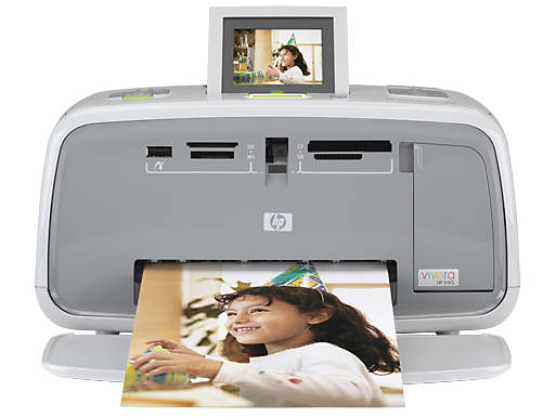 HP Photosmart A610 Compact Photo Printer