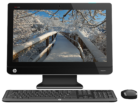 21.5&quot; Intel Core i7 Quad Core Desktop PC