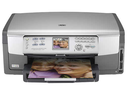 HP Photosmart 3110 All-in-One
