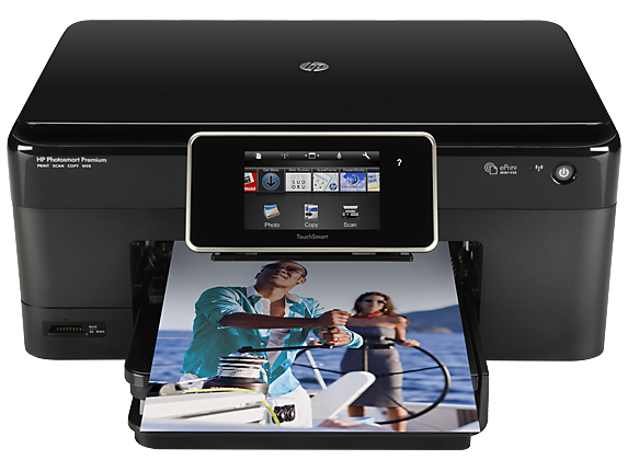 HP Photosmart Premium e-All-in-One Printer - C310a
