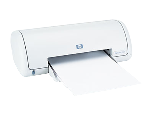 HP Deskjet 3520 color inkjet printer