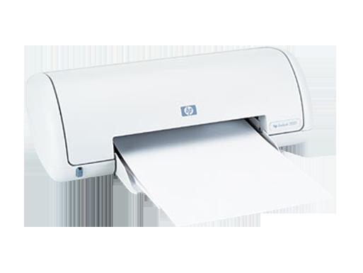 HP Deskjet 3520 color inkjet printer