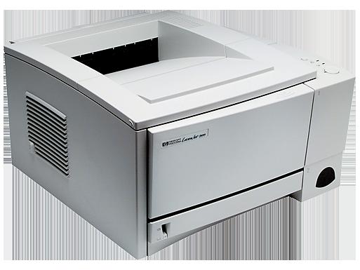 HP LaserJet 2100m printer