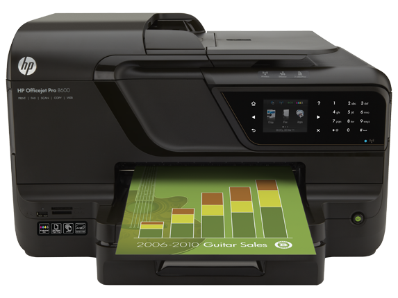 Hp officejet pro 8600 e all in one printer n911a hp for Best home office hp printer