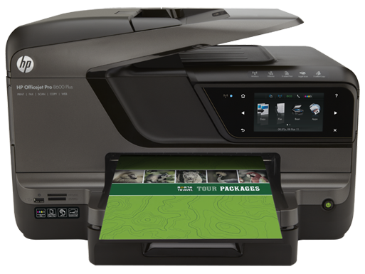 HP Officejet Pro 8600 Plus e-All-in-One Printer -