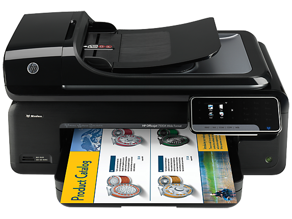 HP Officejet 7500A Wide Format e-All-in-One Printer -
