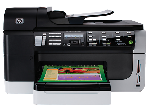 HP Officejet Pro 8500 All-in-One Printer - A909a