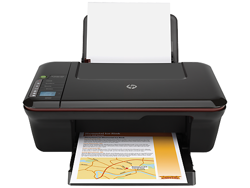 HP Deskjet 3054 All-in-One Printer - J610a