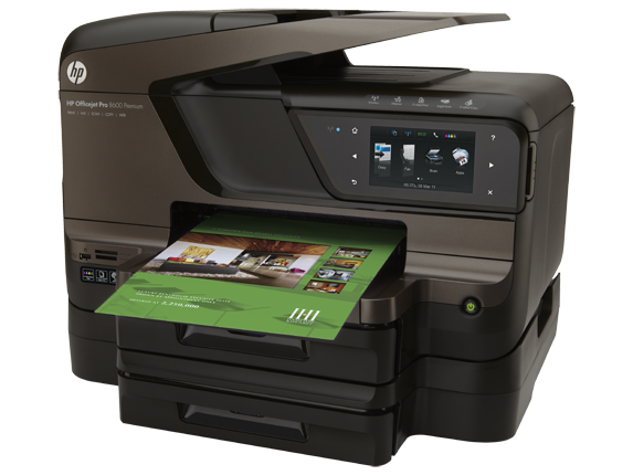HP Officejet Pro Plus e-All-in-One Printer series - N