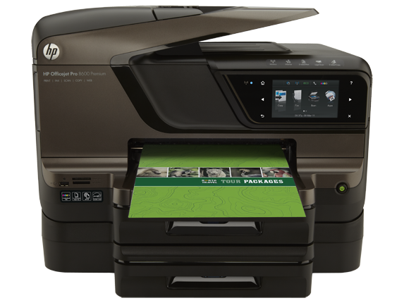 HP Officejet Pro 8600 e All in One Wireless Color Printer