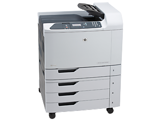 惠普HP Color LaserJet CP6015xh 打印机(R)
