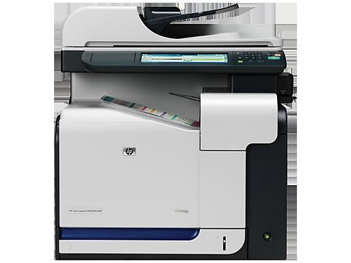 HP Color LaserJet CM3530fs Multifunction Printer
