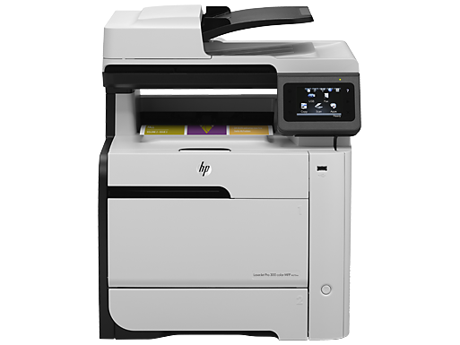HP LaserJet Pro 300 color MFP M375nw