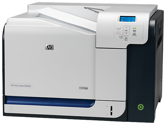 HP Color LaserJet CP3525n Printer | HP® Official Store