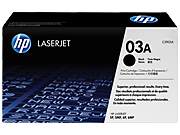 HP 03A Black Original LaserJet Toner Cartridge