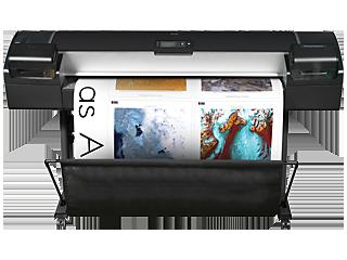 Designjet HP DesignJet Z5200 44-in Photo Printer   Item: CQ113A#B1K   Model: