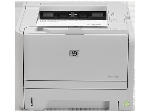 Hp laserjet p2035 printer hp official store for Best home office hp inkjet printer
