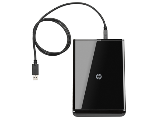 HP HD3100 Personal Media Drive