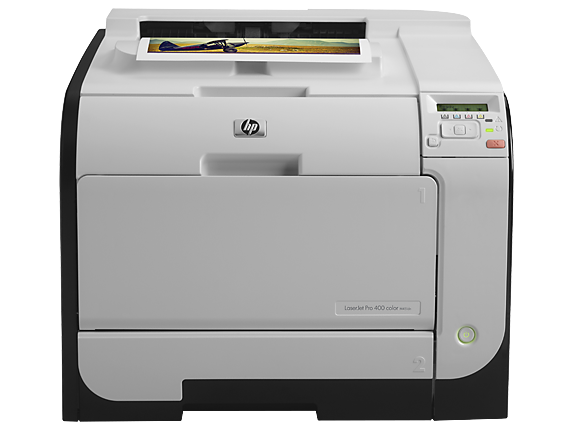 HP LaserJet Pro 400 color Printer M451dn