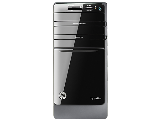 HP Pavilion p7-1520t  Desktop PC