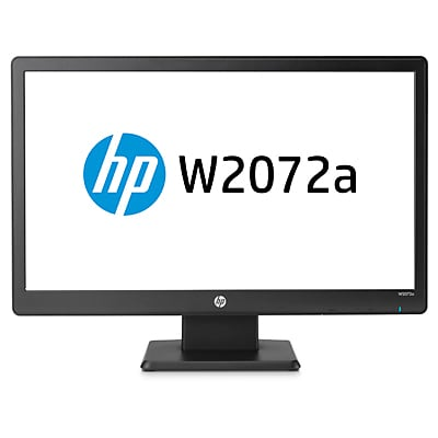 Discount Electronics On Sale HP W2072a 20-inch Diagonal LED Backlit LCD Monitor