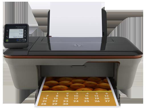 HP Deskjet 3052A e-All-in-One Printer - J611g