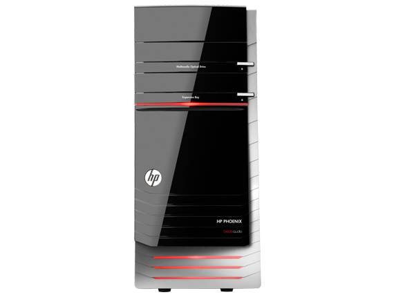 HP Pavilion HPE h9-1135 Phoenix Desktop PC