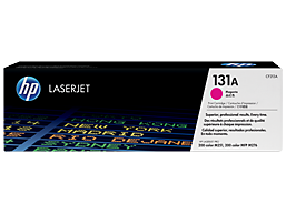 HP 131A Magenta Original LaserJet Toner Cartridge, CF213A