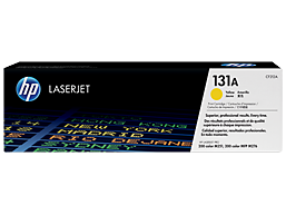 HP 131A Yellow Original LaserJet Toner Cartridge