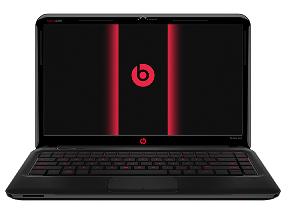 HP Pavilion dm4-3170se Beats Edition Entertainment Notebook PC
