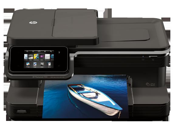 HP Photosmart 7510 e-All-in-One Printer - C311a