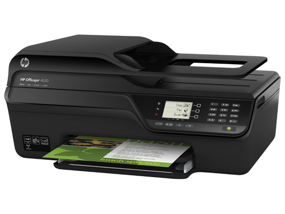 Hp Officejet 4620 E All In One Printer Hp 174 Official Store