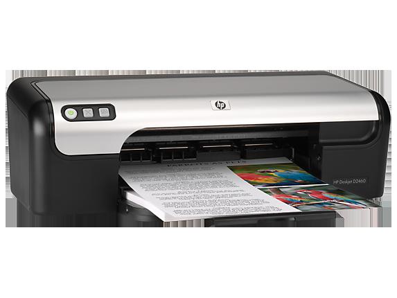 Printer driver support: hp deskjet d2460 printer driver download.