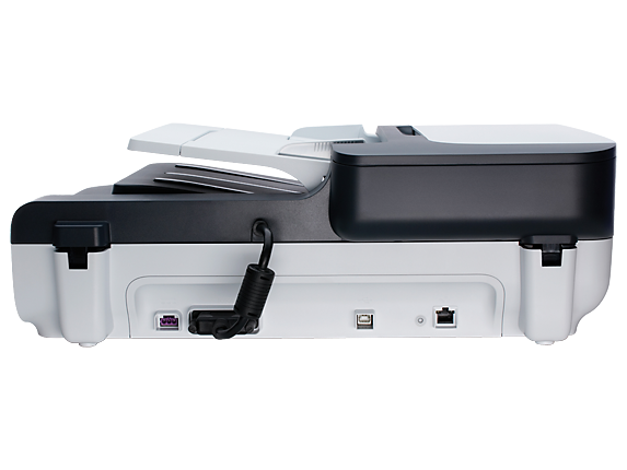 hp scanjet n6350 networked document flatbed scanner hp