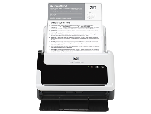 HP Scanjet Professional 3000 Sheet-feed Scanner