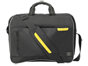 HP 16-inch (Black/Yellow) Messenger