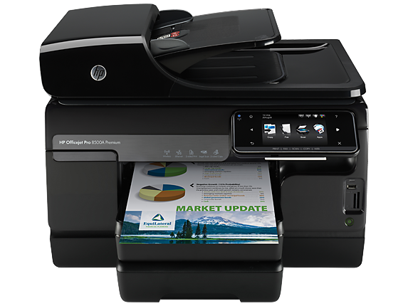 Hp officejet pro 8500a premium e all in one printer a910n for Best home office hp inkjet printer