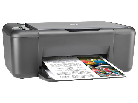 HP Deskjet F2430 All-in-One Printer