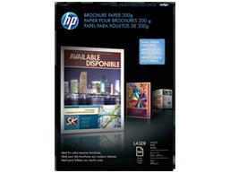 HP Laser Matte Brochure Paper 200 gsm-100 sht/Letter/8.5 x 11 in
